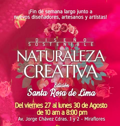 Feria Naturaleza Creativa